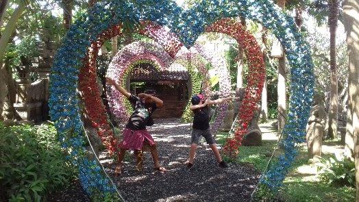 Big Garden Corner Bali