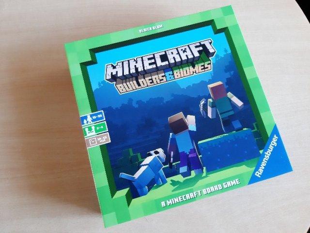 Minecraft bordspellen