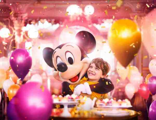 Mickey's Gift Signature Experience