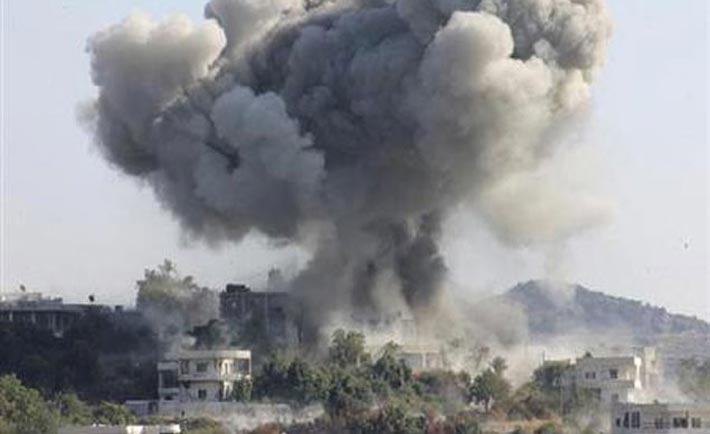 bombe in siria