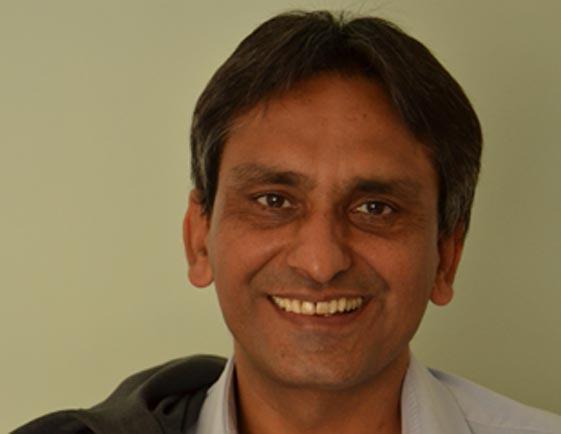 Ejaz Ahmad, giornalista pakistano