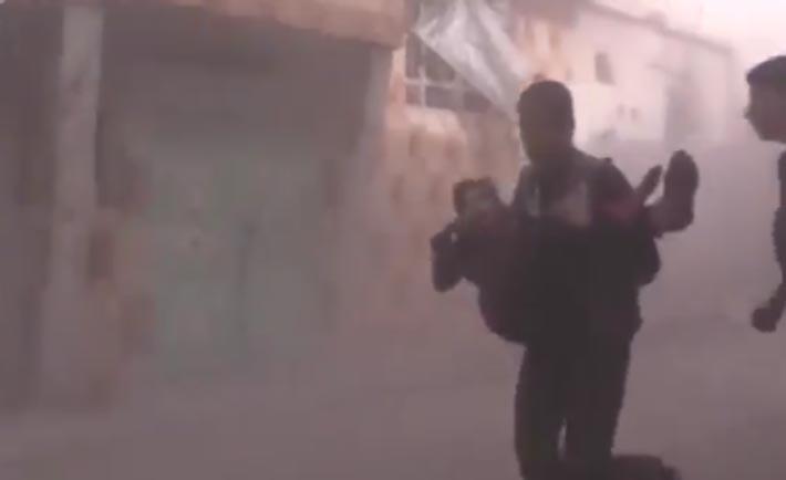 Siria, bambini uccisi e feriti dai bombardamenti russi