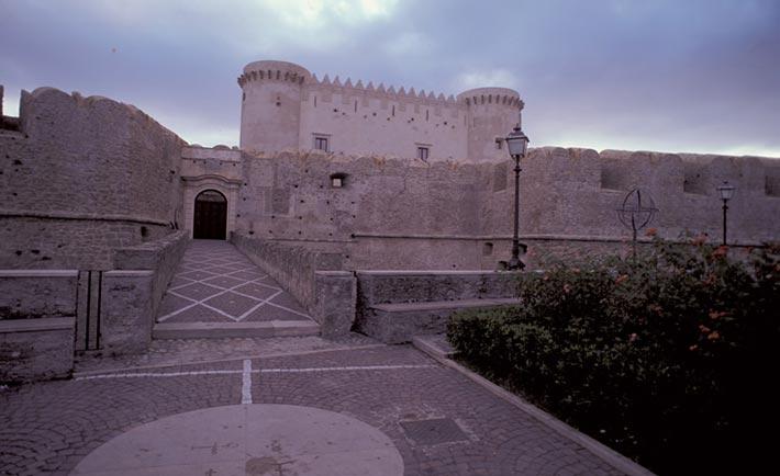 Il Castello di Santa Severina (KR)