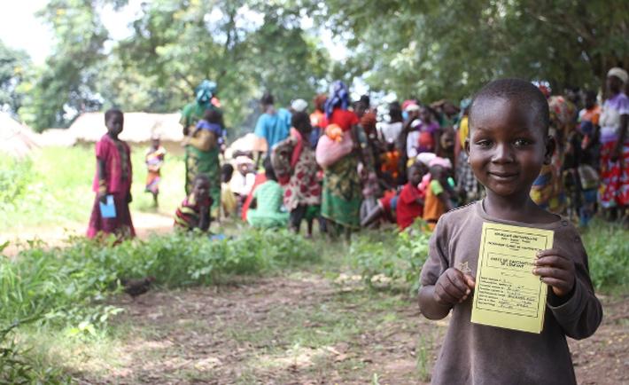 MSF vaccini centrafrica