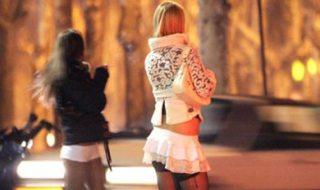 prostitute in Via Salaria