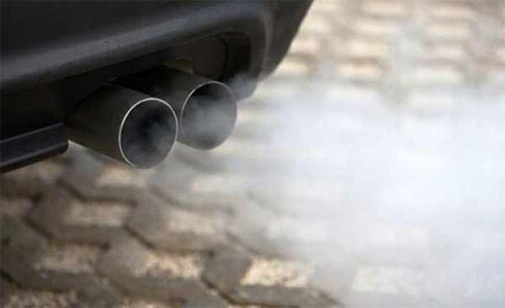 roma smog senz'auto