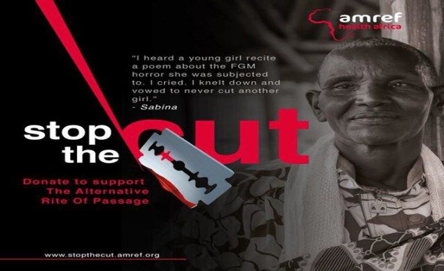amref stop the cut