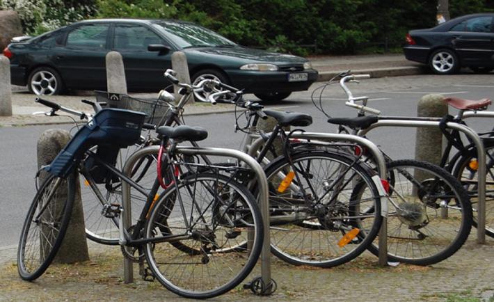 Soluzioni creative per riciclare parti di biciclette