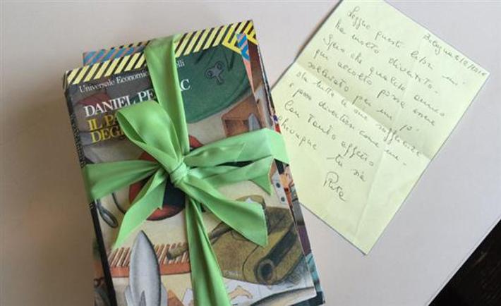 Il primo pacchetto di libri per i rifugiati del progetto #unlibroperaccogliere