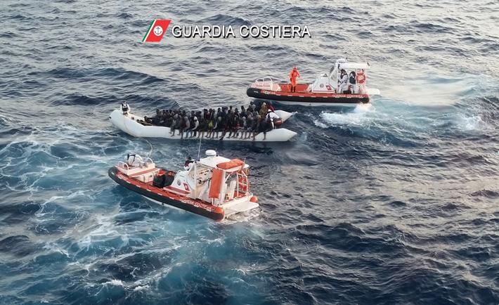 soccorso migranti