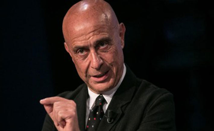 Minniti contestato a Università Calabria""