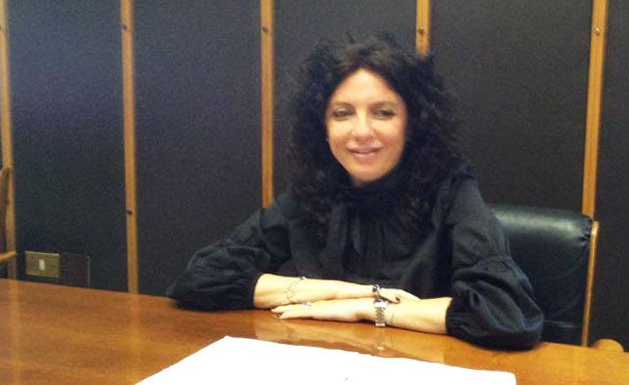 L'assessore alle Politiche Sociali del Comune di Crotone, Alessia Romano