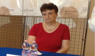 La dottoressa Tullia Prantera