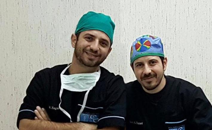 Marco e Silvio Zagari