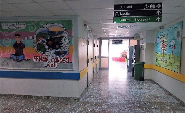 arte ospedale taormina