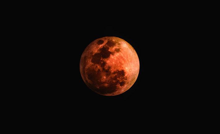 eclissi lunare 2019