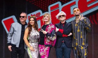 giudici the voice of italy 2019