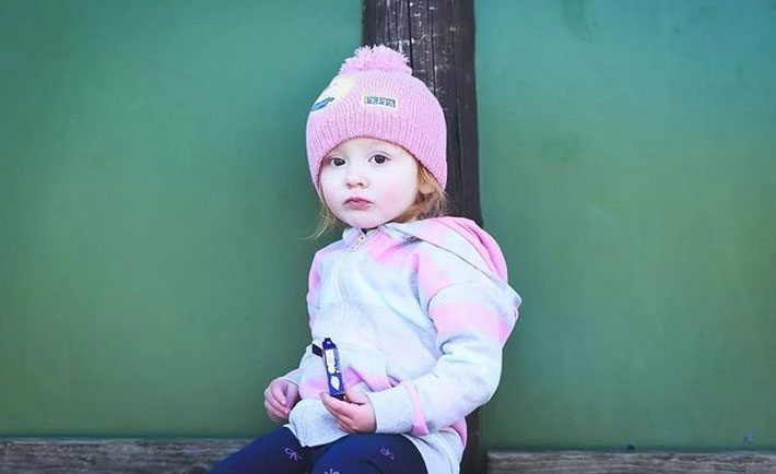 bambina muore di cancro a 3 anni