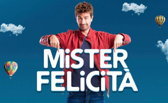 Mister Felicità trama cast trailer