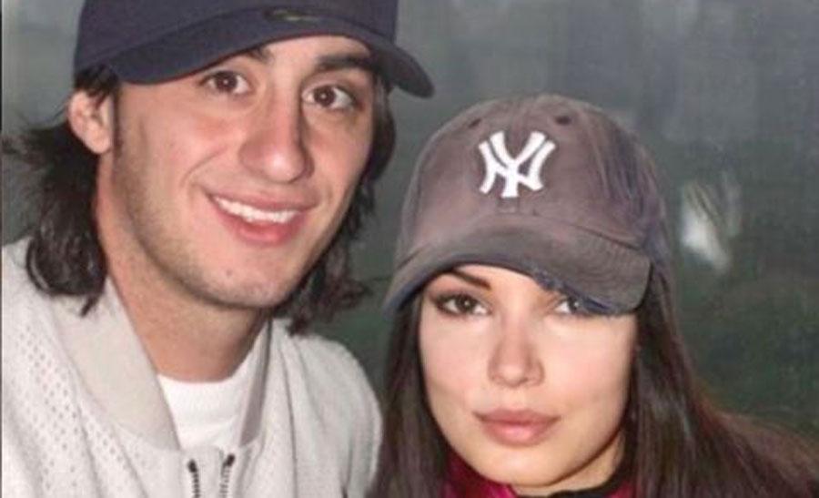 Alberto Aquilani e Michela Quattrociocche
