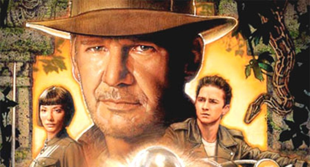 Indiana Jones e il regno del teschio di cristallo trama cast