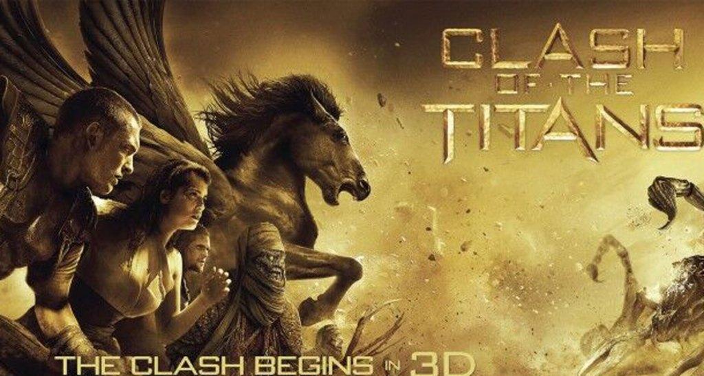 scontro tra titani trama cast film
