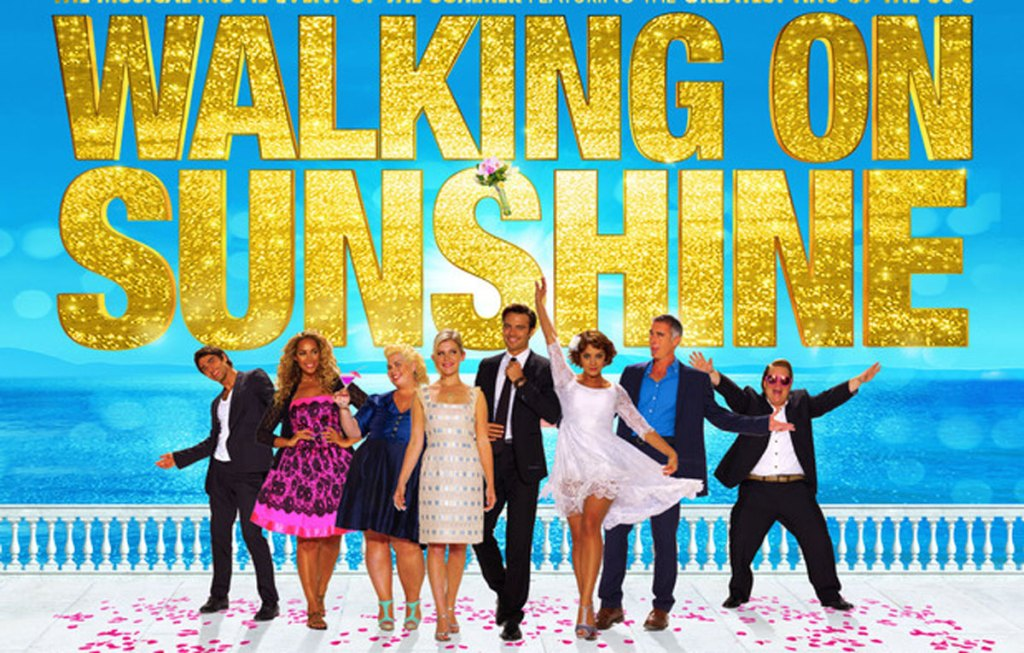 walking on sushine trama cast