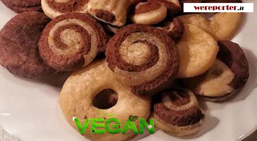 frollini vegani al cacao