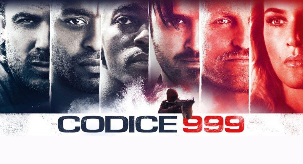 codice 999 trama cast trailer