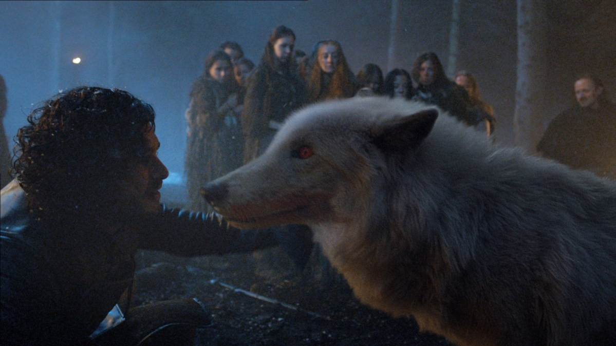 On Direwolves