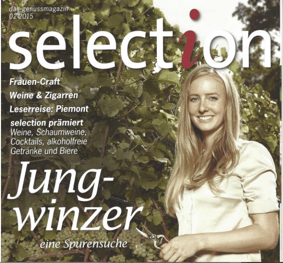selection Gold Weincocktail unglaublich