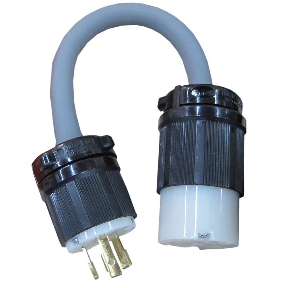 hight resolution of 3 phase to single phase adapter plug