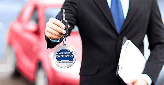 Bei Werkstatt des Vertrauens abstimmen und eines von zwei Autos gewinnen!