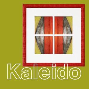 Kaleidoskop geteilt
