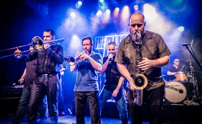 Ska Legende The Busters Im Technikum Werksviertel Mitte