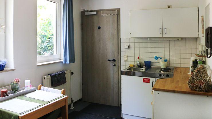 Wohnanlage Henkestrae II  Studentenwerk ErlangenNrnberg