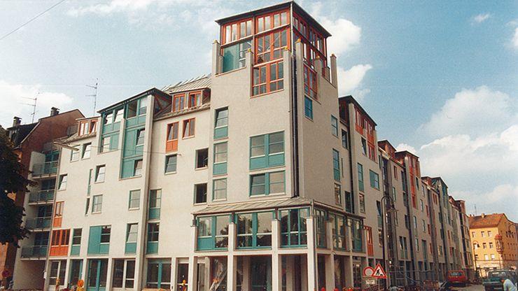 Wohnung Nrnberg St Jobst