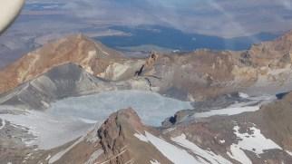 Rundflug überm Vulkan