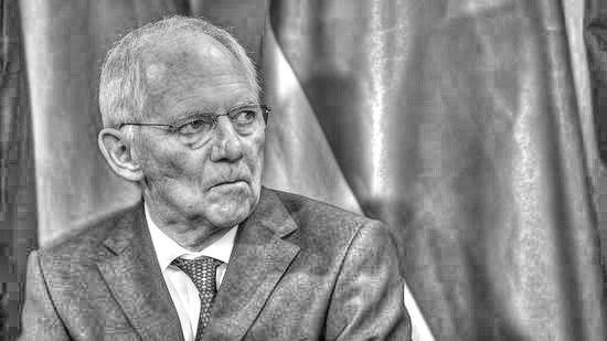 Schäuble Benzin
