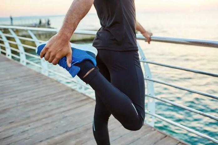 I migliori esercizi di stretching dopo la corsa
