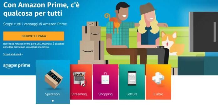 In arrivo gli Amazon Prime Day 2020