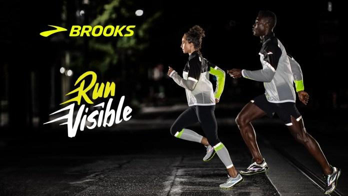 La Run Visible Collection di Brooks