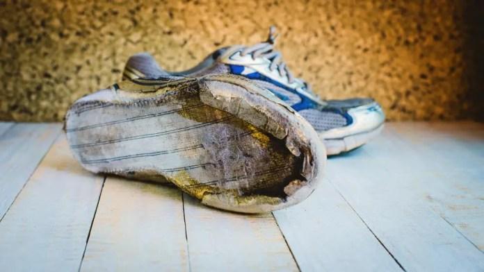 Quando cambiare le scarpe da running