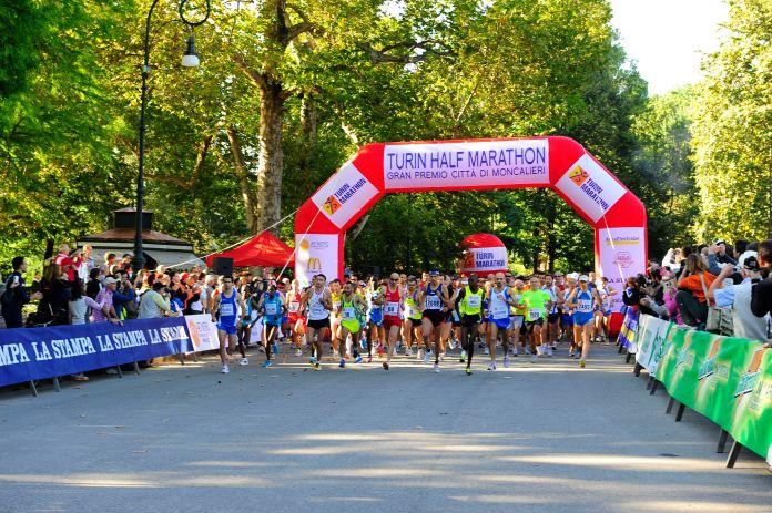 Il calendario delle mezze maratone