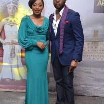 Dakore and Olu Akande
