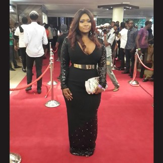 Toolz at the 2014 Headies