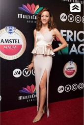 Eku Edewor at the AMVCA