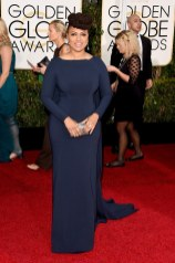Ava DuVernay attends the 72nd annual Golden Globe Awards