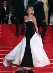 Blake Lively in Gucci at the Cannes Festival