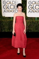 Julianna Margulies attends the 72nd annual Golden Globe Awards